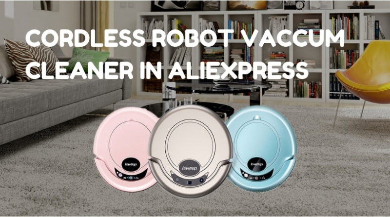 cordless robot vaccum cleaner in aliexpress