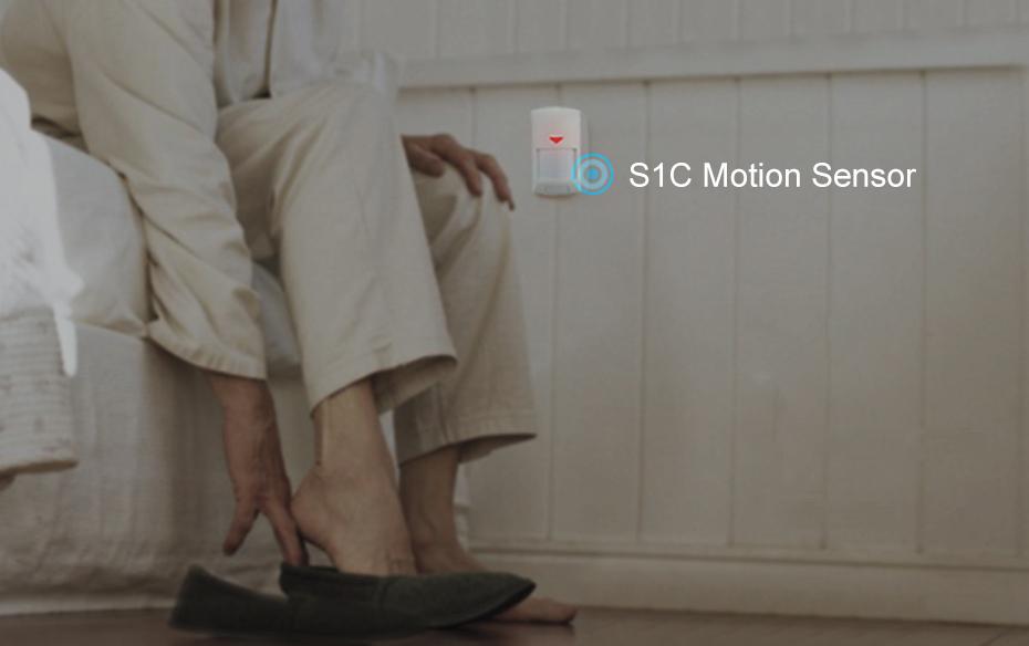 s1c motion sensor