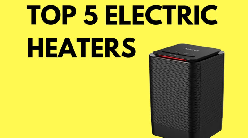 top 5 electric room heaters