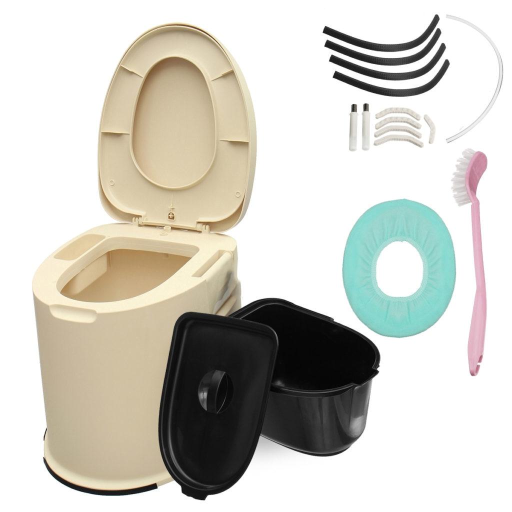China Adult Portable Toilet for Camping - China Market
