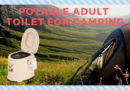 China adult portable toilet for camping