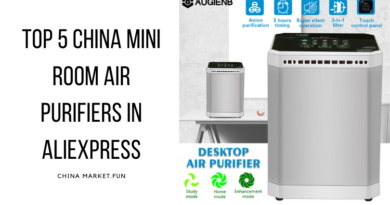 top 5 china mini room air purifiers in aliexpress